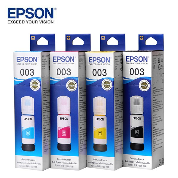 Mực in Epson 003 Yellow Ink Bottle (C13T00V400)