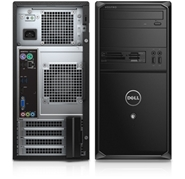 Máy bộ Dell Vostro 3900 Mini Tower Desktop, Core i3/4GB/500GB (70065487)