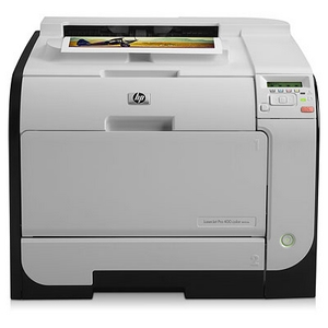 Máy in HP LaserJet Pro 400 color Printer M451nw (CE956A)