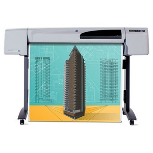 Máy in cũ HP Designjet 500 (42-inch) Printer (C7770B)