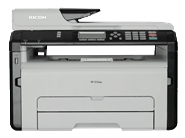 Máy in đa năng Wifi RICOH SP 212SNW (Print / Copy / Scan )